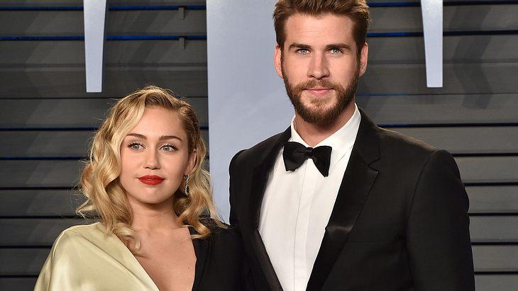 Miley Cyrus und Liam Hemsworth sollen ihre Hochzeit abgesagt haben