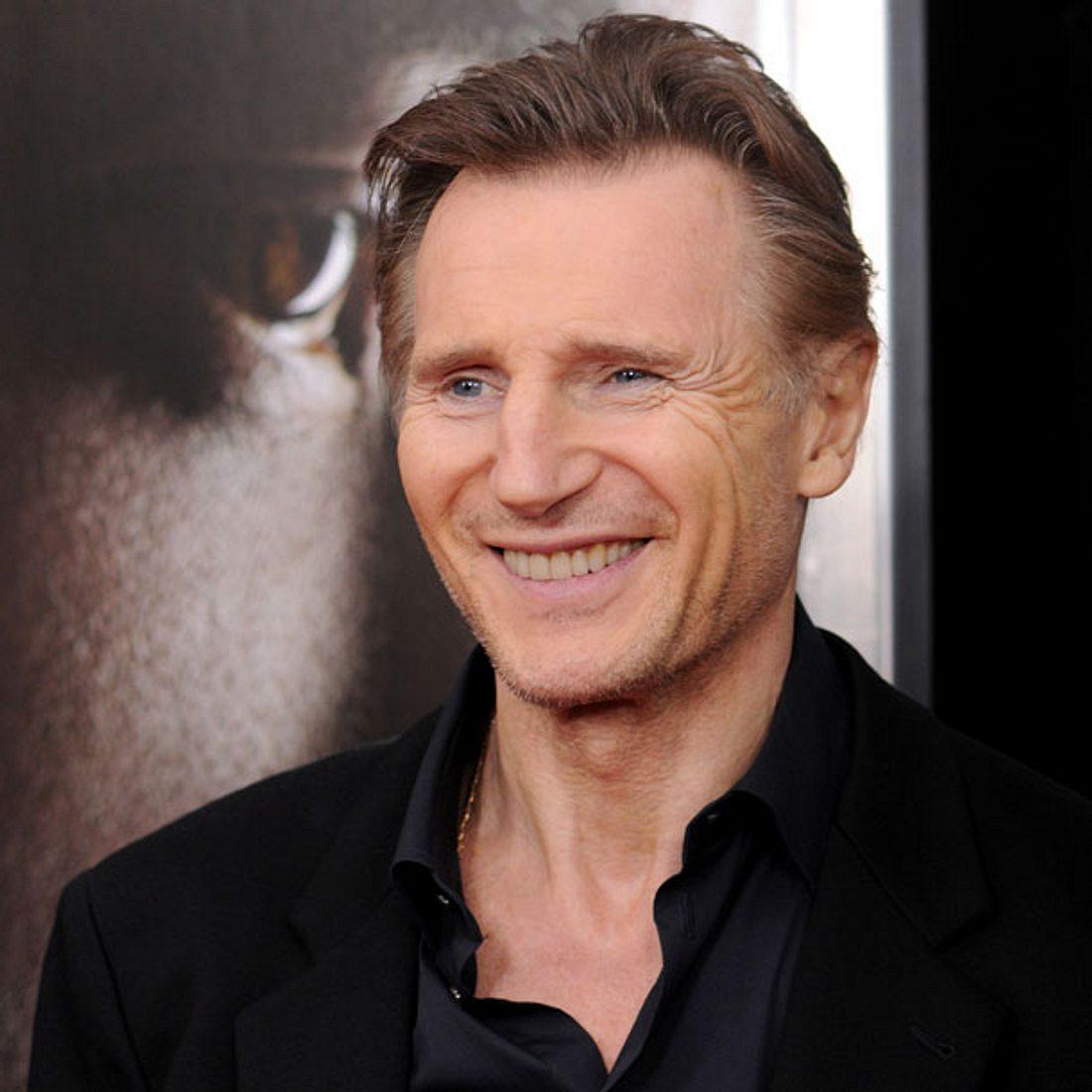 Liam Neeson ist endlich wieder verliebt