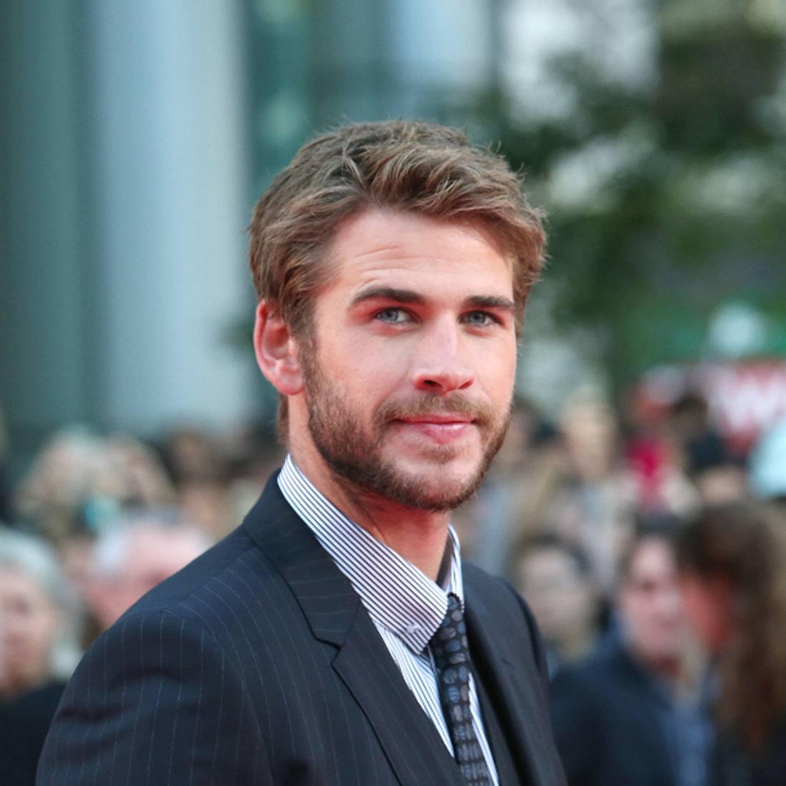 Liam Hemsworth über Sexszenen mit Kate Winslet
