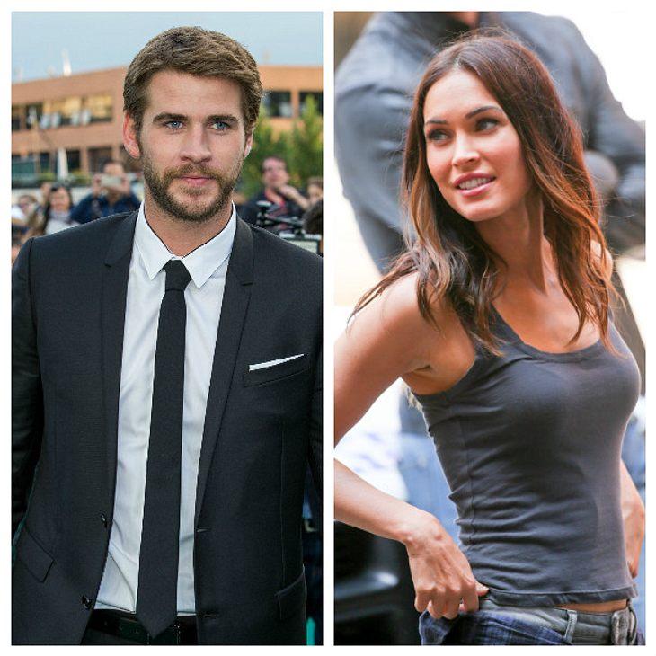 Im Fitnessstudio haben sich Liam Hemsworth & Megan Fox kennengelernt