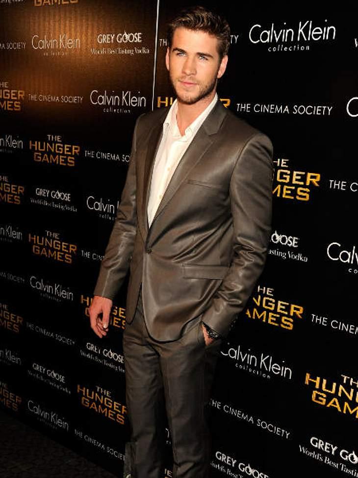 Autsch, Liam Hemsworth hat sich am Set verletzt