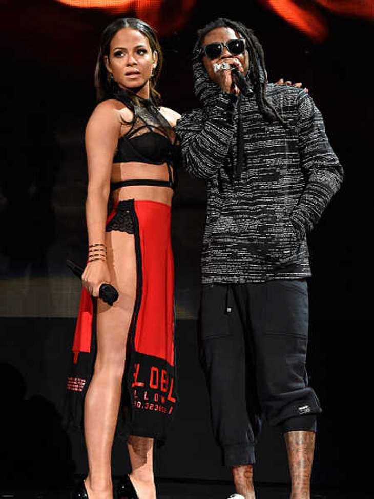 Gerüchte bestätigt: Lil Wayne & Christina Milian sind ein Paar