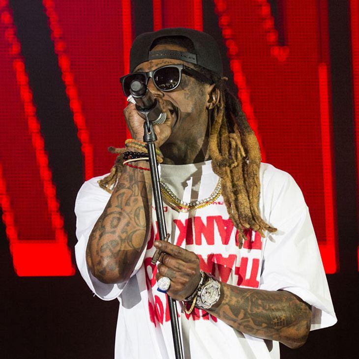 Lil Wayne: Rap-Star bewusstlos im Hotelzimmer gefunden!