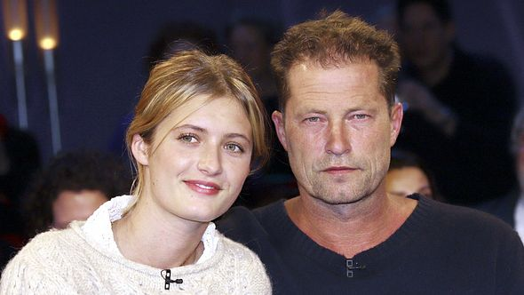 Til Schweiger mit Tochter Lilli Schweiger - Foto: Getty Images