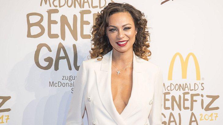 Lilly Becker beim McDonalds Benefiz Event