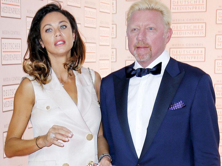 Lilly & Boris Becker: Drama um Sohn Amadeus!