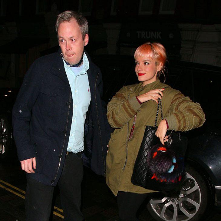 Sam Cooper will sich von Lily Allen scheiden lassen