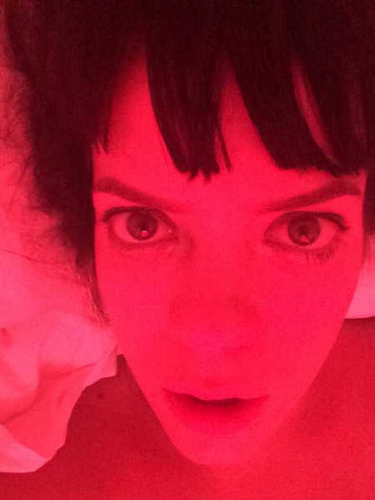 """Lily Allen ist """"selbstzerstörerisch, durcheinander und einsam""""!"""
