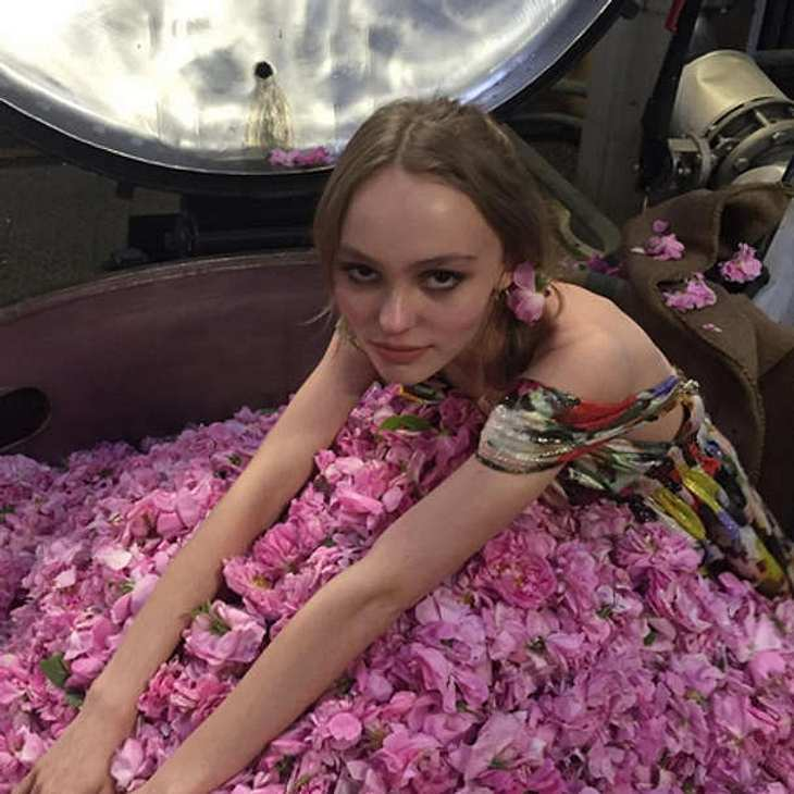 Lily-Rose Depp Mager