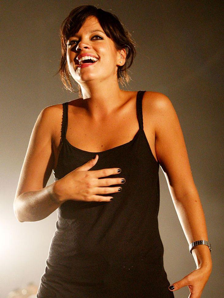 Lily Allen ist angeblich frisch verliebt. Und ihr Neuer ist ganz anders als die Männer zuvor...