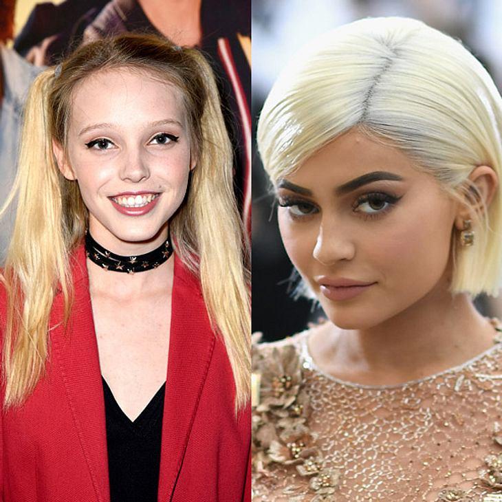 Lina Larissa Strahl Kylie Jenner Altersvergleich 20 Jahre