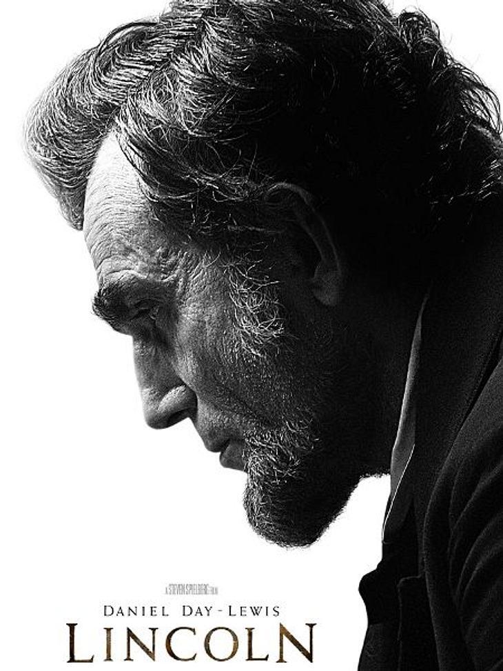 """Ab 24.1. im Kino: """"Lincoln"""""""