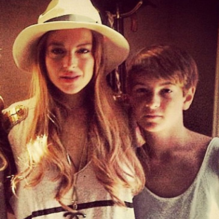 Lindsay und Cody Lohan