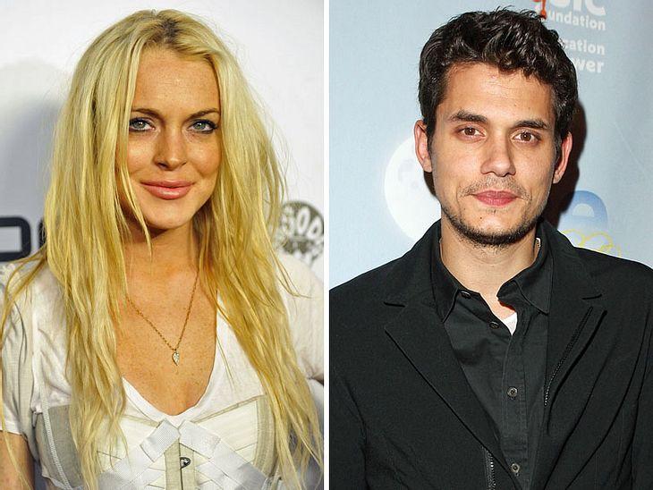 Lindsay Lohan und John Mayer - geht da was?