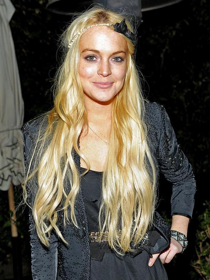 Lindsay Lohan wurde in die Notaufnahme eingeliefert