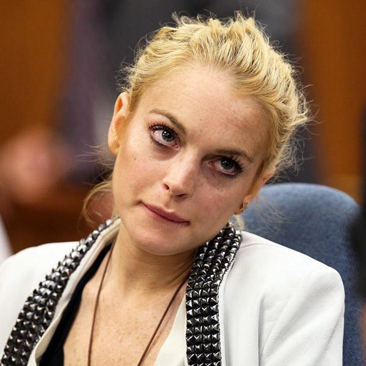 Gib endlich Ruhe, Papa! Lindsay Lohan versucht derzeit alles, damit Papa Michael Lohan den Mund hält und sie in Ruhe lässt