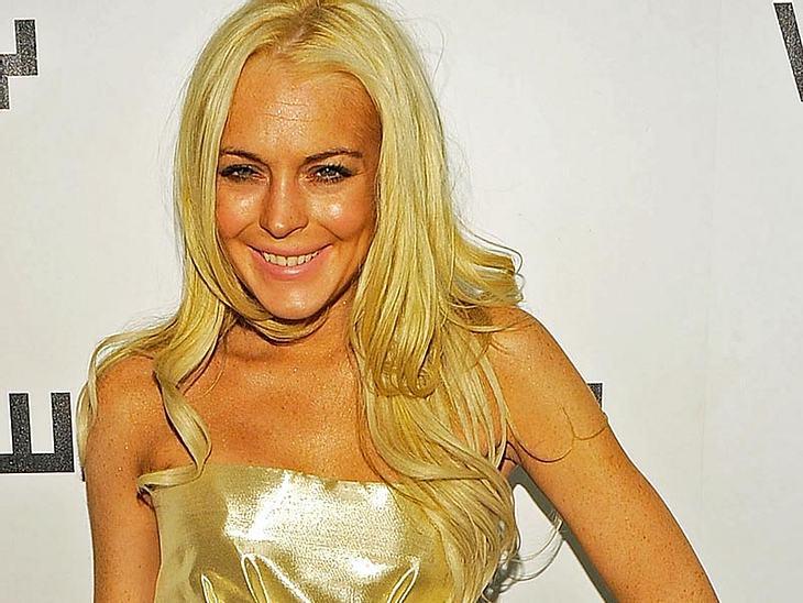 Lindsay Lohan soll den neuen Mann an ihrer Seite bereits Mama Dina vorgestellt haben