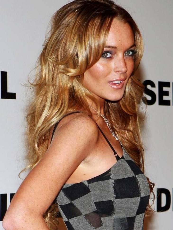undefined Lindsay Lohan: Die schönsten Bilder der Skandalnudel