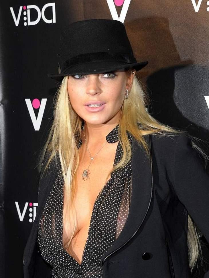 Lindsay Lohan: Die schönsten Bilder der Skandalnudel