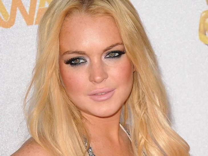 "Lindsay Lohans Haftantritt wurde wegen dem ""Playboy""-Shooting verschoben."