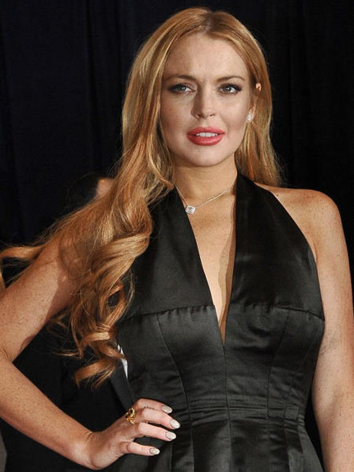Die missglückten Frisuren der StarsNoch ein prominenter Redhead: Lindsay Lohan (25) hat früher ihr glänzendes, rotes Haar zur Schau getragen.