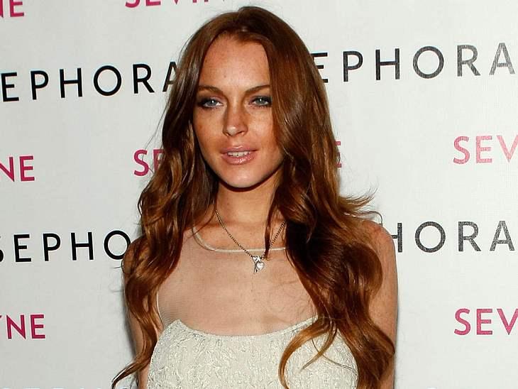 Lindsay Lohan: Sie ist erst 23 und spricht von schlimmen Drogenexzessen.