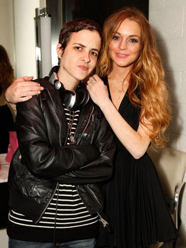 Berühmte Paare und ihre On-Off-LiebeZusammen, getrennt, zusammen, getrennt. Dazwischen wechselten sich öffentliche Liebesbekundungen und heftige Streitereien ab. In diesem Jahr wurden Lindsay Lohan (25) und ihre Ex Samantha Ronson (34) zumi
