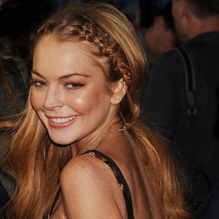 Lindsay Lohan kommt ins TV