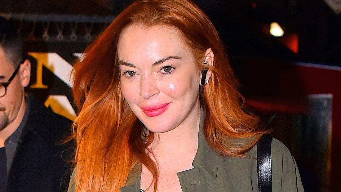 Lindsay Lohan: Ist die Schauspielerin schwanger?