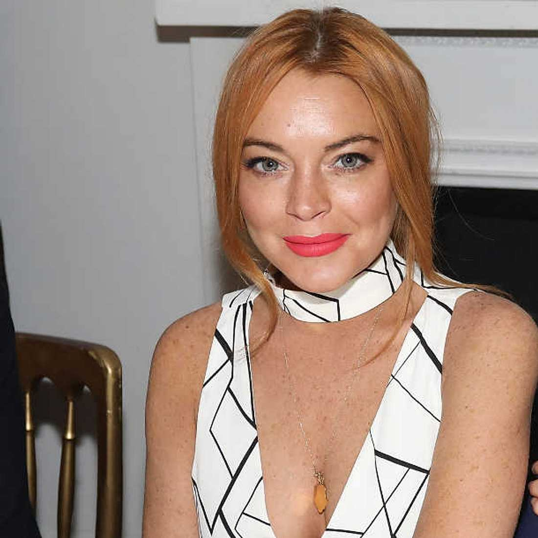 Lindsay Lohan ist frisch verliebt!