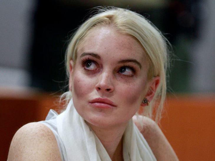 Muffins als Wiedergutmachung: Lindsay Lohan hofft auf Frieden mit dem Leichenschauhaus.