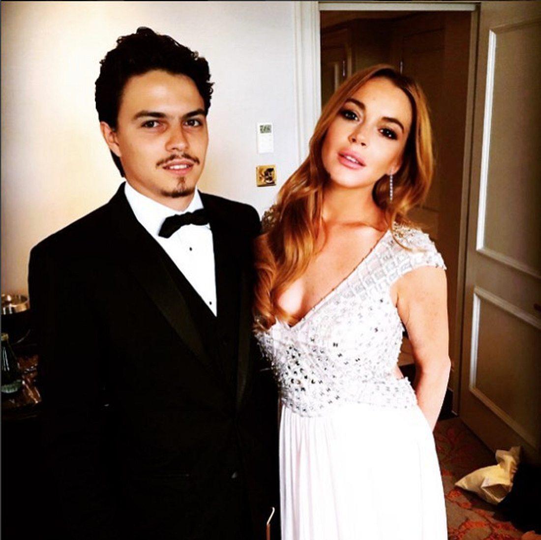 Lindsay Lohan ist nicht länger mit Egor Tarabasov verlobt