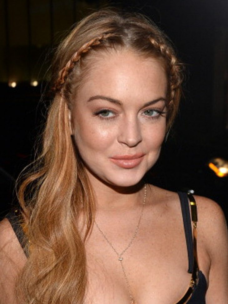 Lindsay Lohan wollte ins Gefängnis