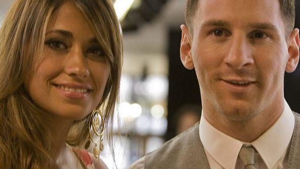 Lionel Messi heiratet Antonella Roccuzzo am 30.Juni 2017
