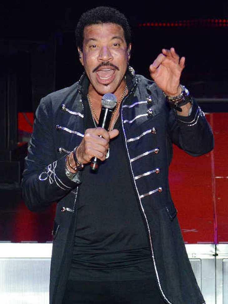 Lionel Richie leugnet Trennung von Nicole Richie und Joel Madden!