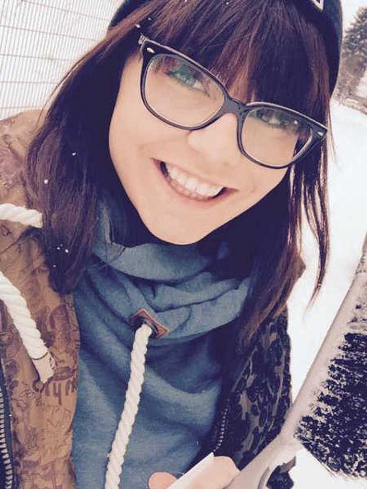 """Lisa Wohlgemuth hat wieder einen """"normalen"""" Job."""