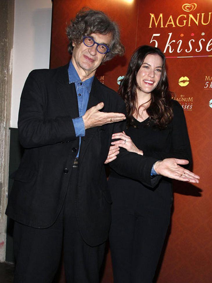 Liv Tyler: Küssen ist ihr liebstes Hobby