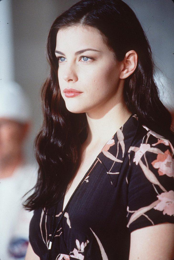 """Das Foto ist aus dem Film """"Armageddon"""" von 1998.Liv Tylers bekannteste Rolle: Prinzessin Arwen in """"Herr der Ringe""""."""