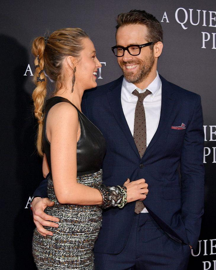 Ist Blake Lively schwanger?