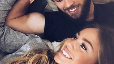 Liz Kaeber: Süße Liebeserklärung an ihren Freund - Foto: Instagram / Liz Kaeber