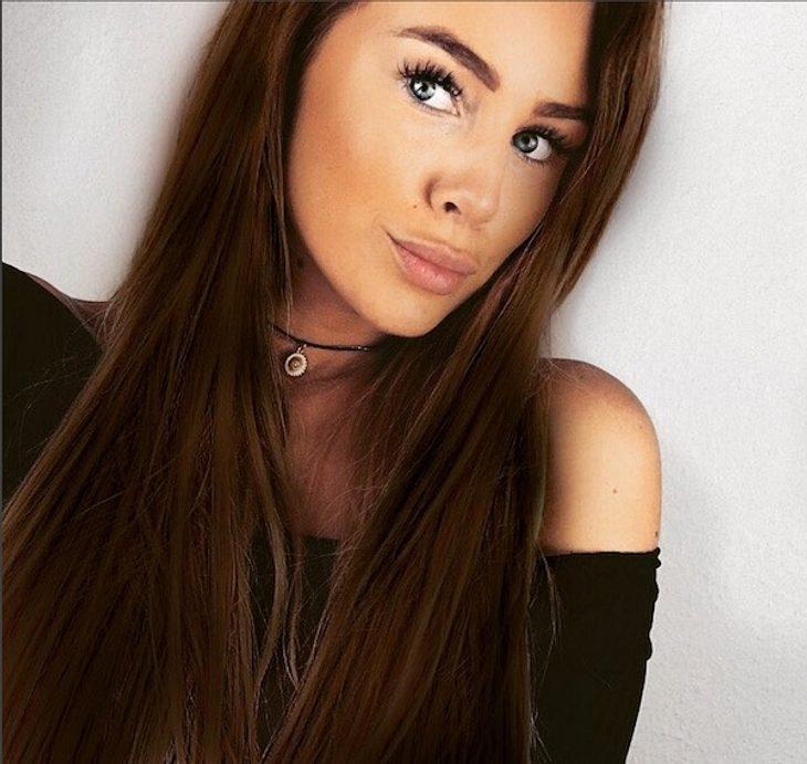 Bachelor-Liz Kaeber: Sie überrascht mit baunen Haaren
