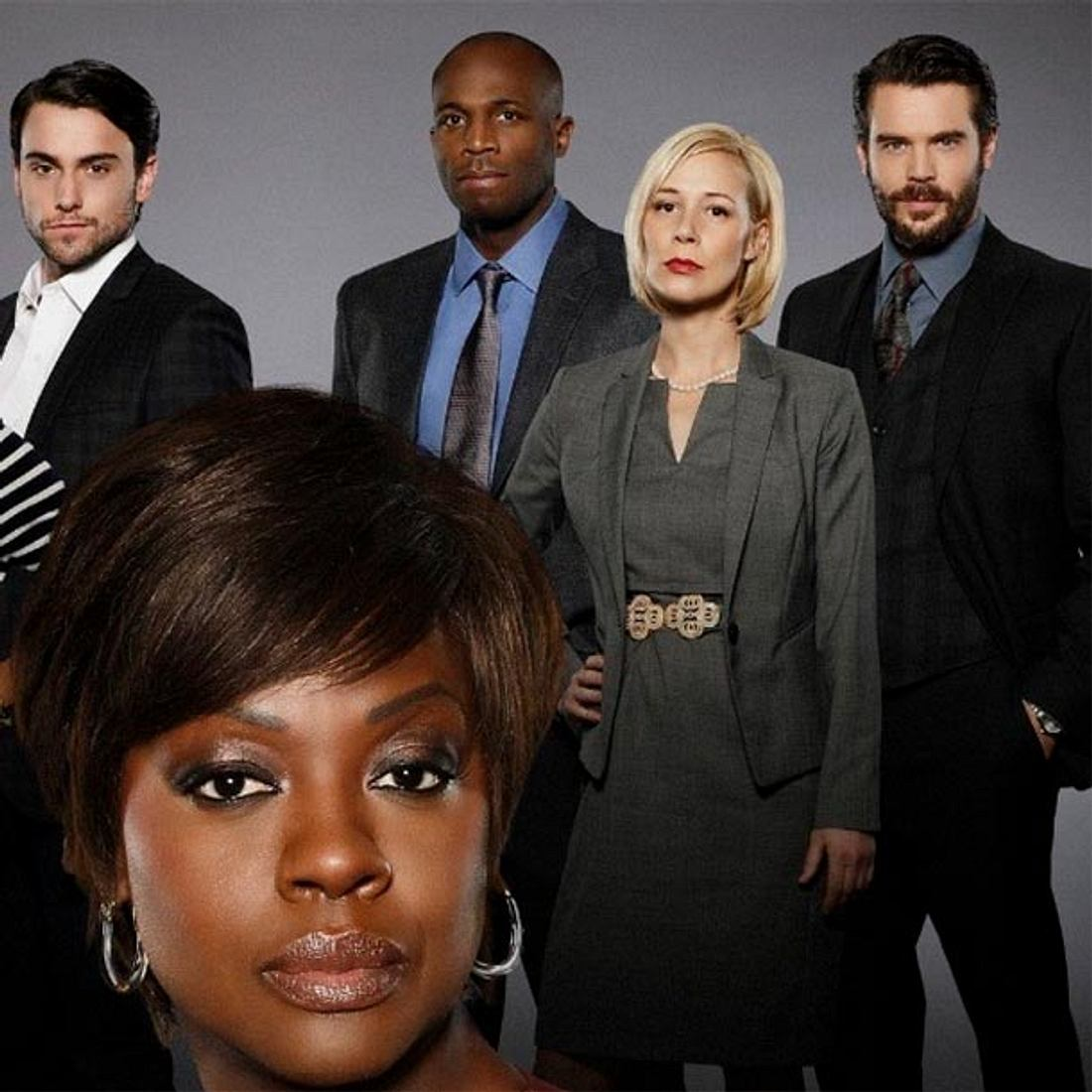 Liza Weil in How to get Away With Murder