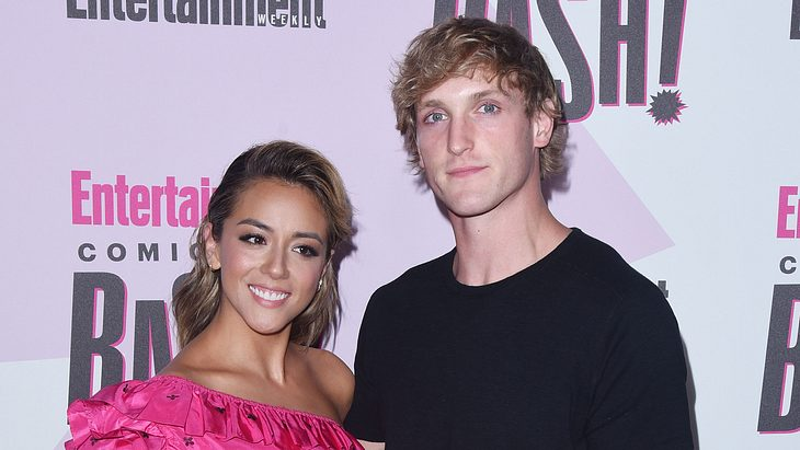 logan paul chloe bennet