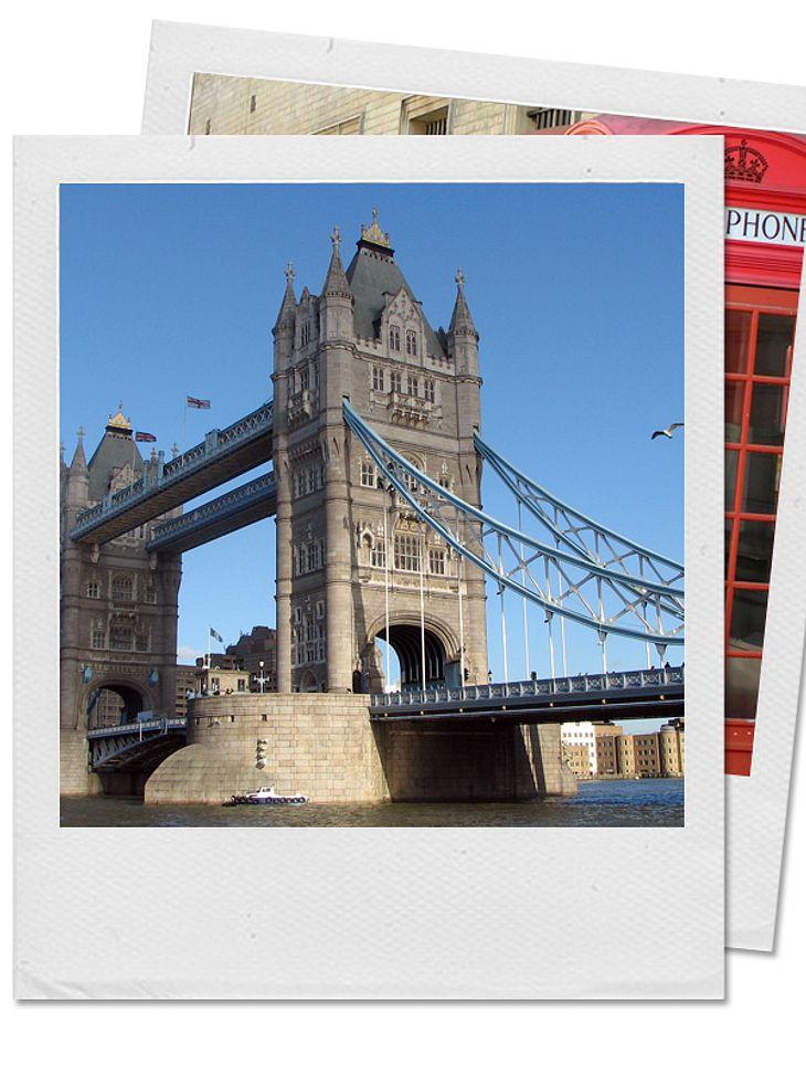 Gewinne eine Traumreise nach London!