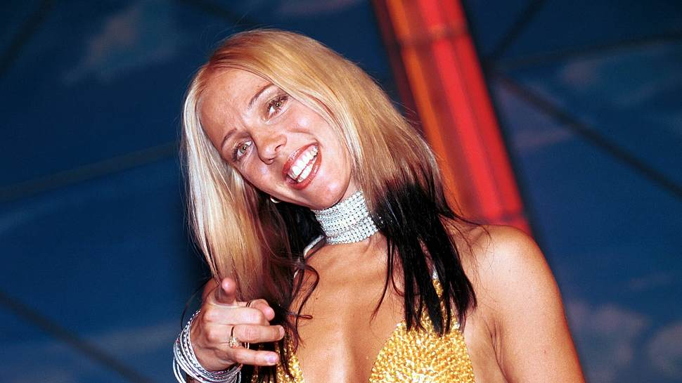 Loona singt 1998 Bailando - Foto: Imago