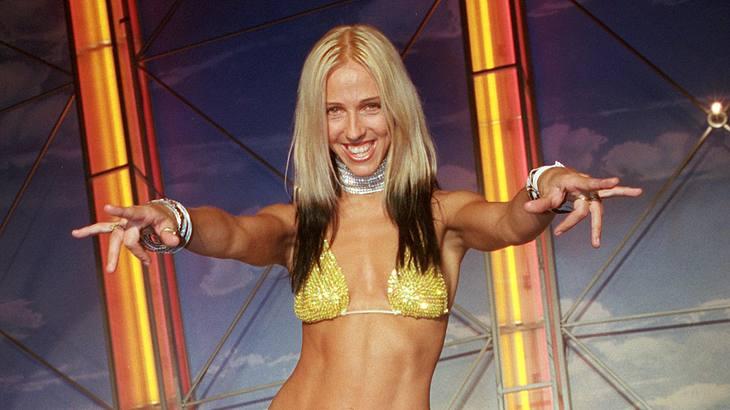 """Loona singt 1998 """"Bailando"""""""