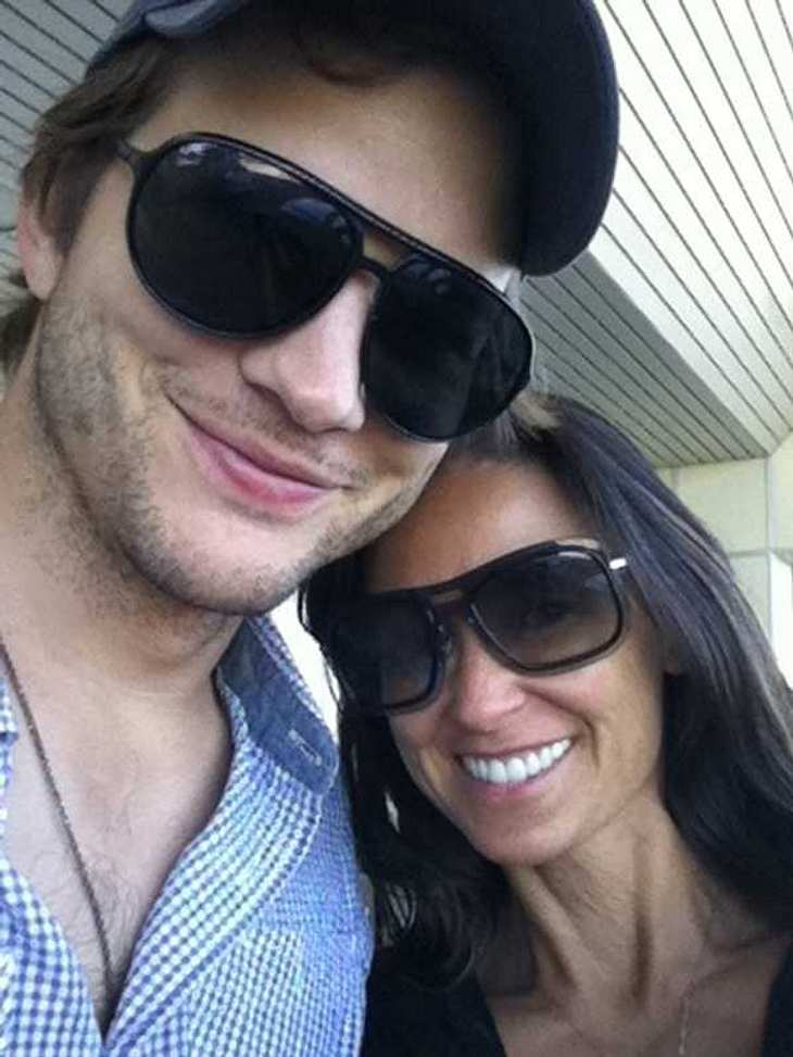 Demi Moore & Ashton Kutcher