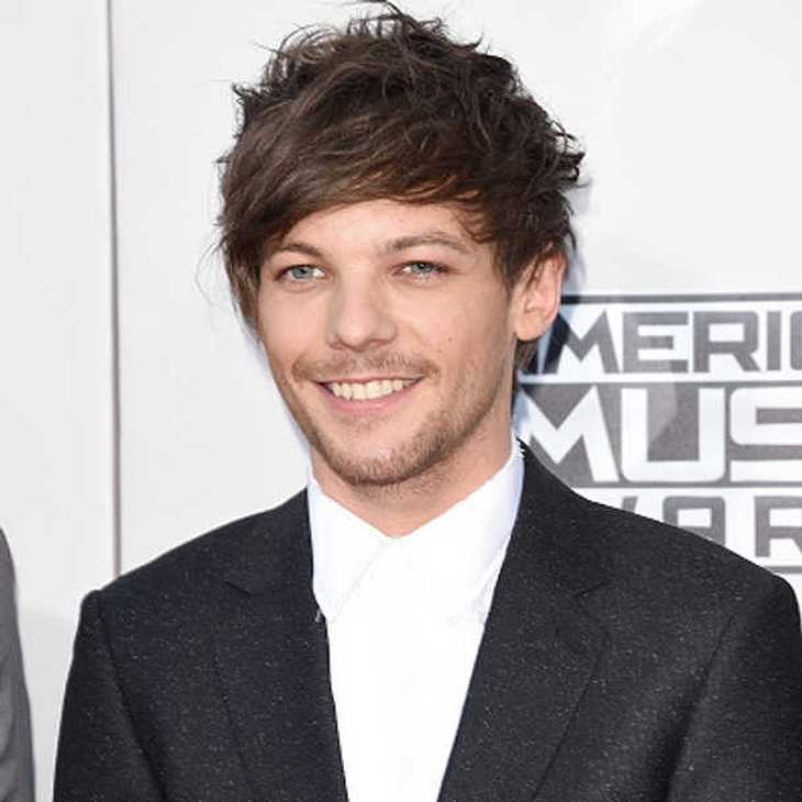 Louis Tomlinson Baby One Direction