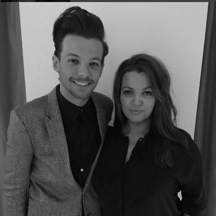 """One Direction""-Star Louis Tomlinson trauert um seine Mutter Johannah"