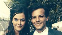 Lous Tomlinson und seine Schwester - Foto: Instagram/ felicitegrace